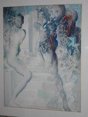 LJUBA - Dessin-Aquarelle - Rastvor