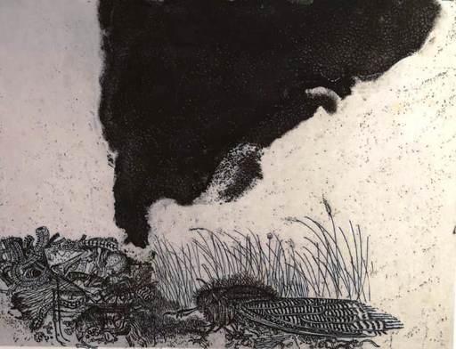 Giuseppe ZIGAINA - Grabado - untitled
