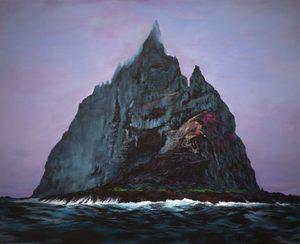 Guillaume MONTIER - Painting - « Terra incognita »