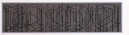 Jesús Rafael SOTO - Peinture - Ecriture C.F.D.T.