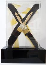 Fernandez ARMAN - Sculpture-Volume - Hommage á Malewitsch