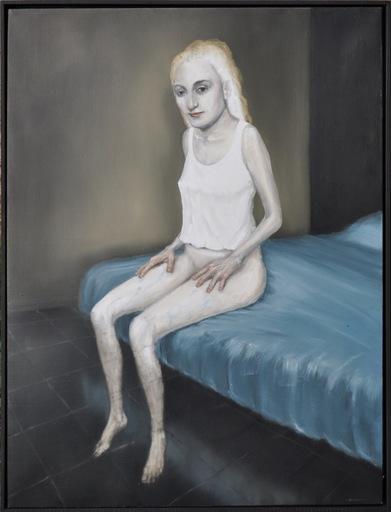 Margherita MANZELLI - Pintura - La regola dello specchio
