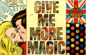 JOSEPH - Pittura - Give Me More Magic
