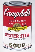 Andy WARHOL (1928-1987) - Oyster Stew - Soup II