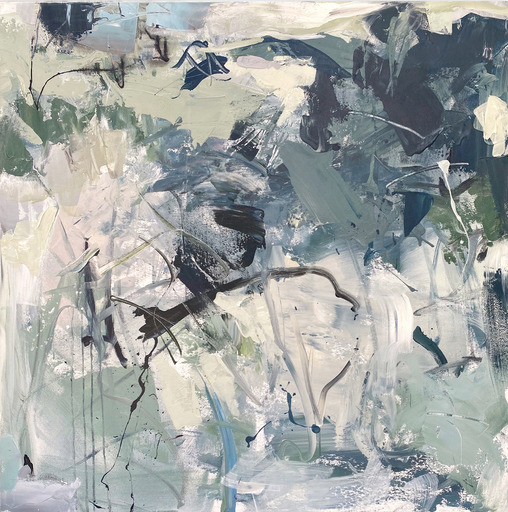Michelle MARRA - Painting - Iced over