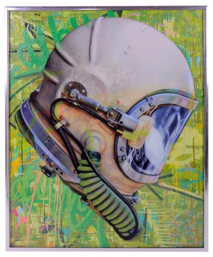 Dominic VONBERN - Pittura - Grounded
