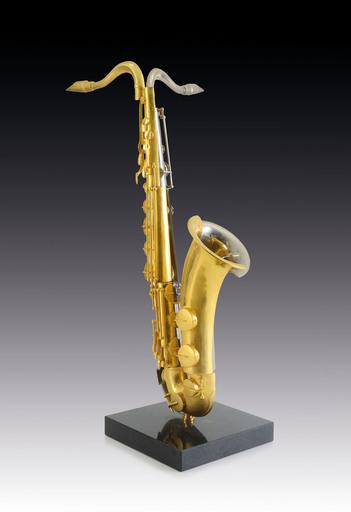 Fernandez ARMAN - Sculpture-Volume - SAX