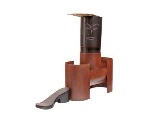 Eduardo ARROYO - Sculpture-Volume - Grazia Eminente