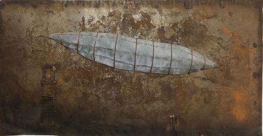 Joseph RIERA I ARAGO - Gemälde - Sin título