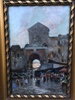 Oscar RICCIARDI - Painting - Escenas de mercados