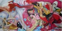 RU Xiaofan - Painting - Enjoy 10