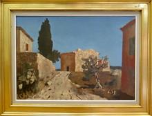 Roland OUDOT (1897-1981) - Paysage du Vaucluse