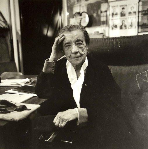 Philippe BONAN - Photo - Portrait de Louise Bourgeois