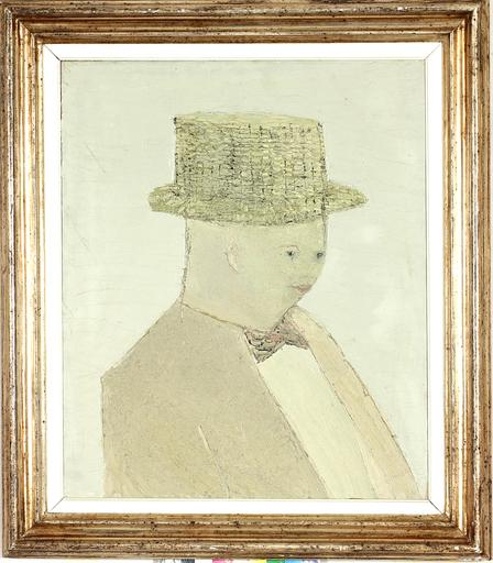 Renzo VESPIGNANI - Painting - Senza titolo