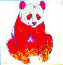 安迪·沃霍尔 - 版画 - Giant Panda (FS II.295)