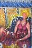 Valerio BETTA - Painting - Modella a Dubai