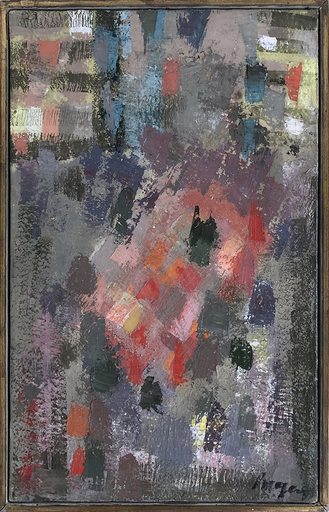 Camille BRYEN - Painting - Composition 283