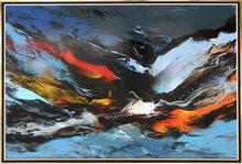 Leonardo M. NIERMAN - Painting - Genesis
