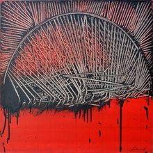 Emilio SCANAVINO - Painting - L'arco