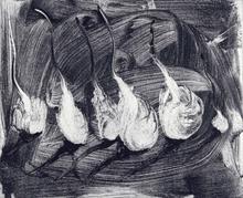 米盖尔·巴塞罗 - 版画 - Lanzarote 9