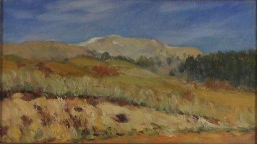 Giuliano EMPRIN - Peinture - Senza titolo