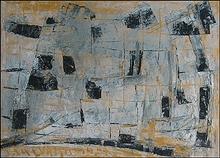 Jacinto SALVADO - Pintura - Sin título