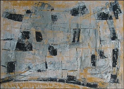 Jacinto SALVADO - Painting - Sin título