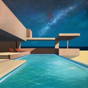 Daniel RAYNOTT - Painting - San Diego