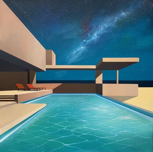 Daniel RAYNOTT - Pintura - San Diego