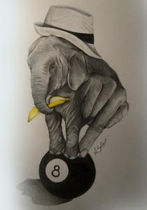Antonio SALERNO (1989) - F8ck Elephant