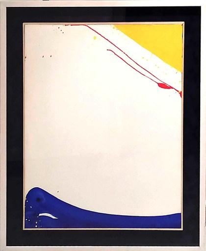 Sam FRANCIS - Painting - Senza titolo SF64-190