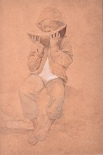 Winslow HOMER - Drawing-Watercolor - No Title