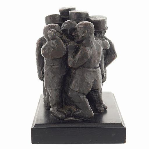 Franz BORGHESE - Sculpture-Volume - Pugni nudi