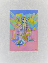 Jacques VILLON - Print-Multiple - *Untitled