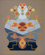 Enrique Rodriguez GUZPENA - Painting - El ramo de los frutos