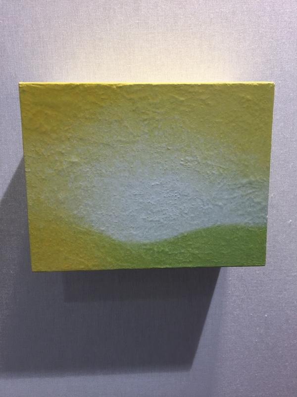 Fusako EKUNI - Sculpture-Volume - Into the Light - Cube 4