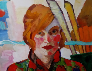 Xenia HAUSNER - Estampe-Multiple - Lola