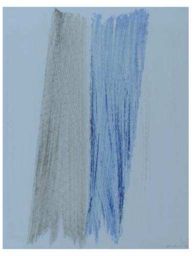 Hans HARTUNG - Disegno Acquarello
