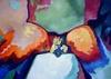 Claude THIEL DE NEUVILLE - Peinture - Passion isotherms n°16
