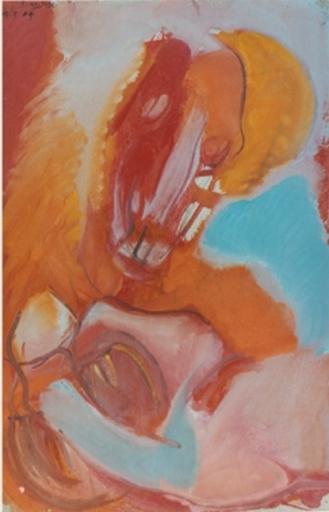 Franco FRANCESE - Painting - Siesta