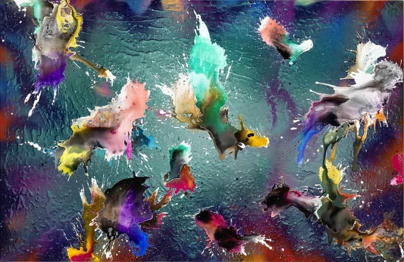 Christian AWE - Peinture - Hopes & Dreams