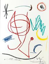Joan MIRO (1893-1983) - Sans Titre, 7/x/68