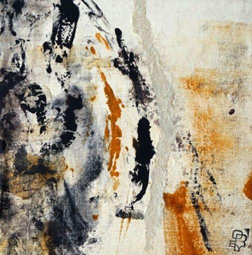 Aurélie LAFOURCADE - Peinture - Mono IV