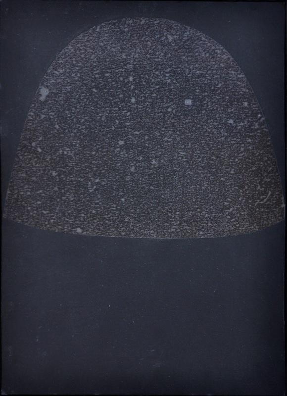 Alberto BURRI - Peinture - Senza titolo