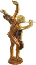 阿尔曼 - 雕塑 - Fauno