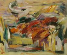 Geer VELDE VAN - Painting - Paysage