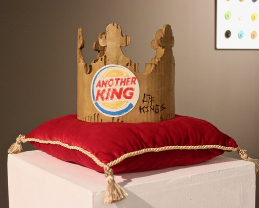 SIMPLE THINGS - Sculpture-Volume - Another King