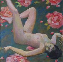Alexander TOKAREV - Pintura - Roses Dream