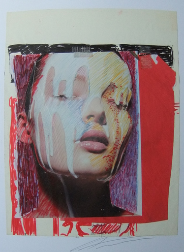 André GAUTRONNEAU - Pintura - sans titre