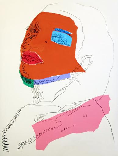 安迪·沃霍尔 - 版画 - Ladies & Gentlemen FS II.127